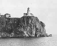 Split Rock Lighthouse, 1918