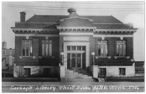 Carnegie Library, Thief River Falls.