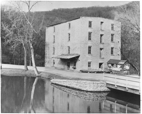 Pickwick Mill in Fergus Falls.