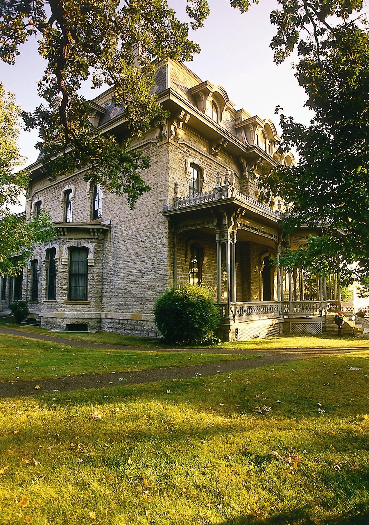 Alexander Ramsey House Tour