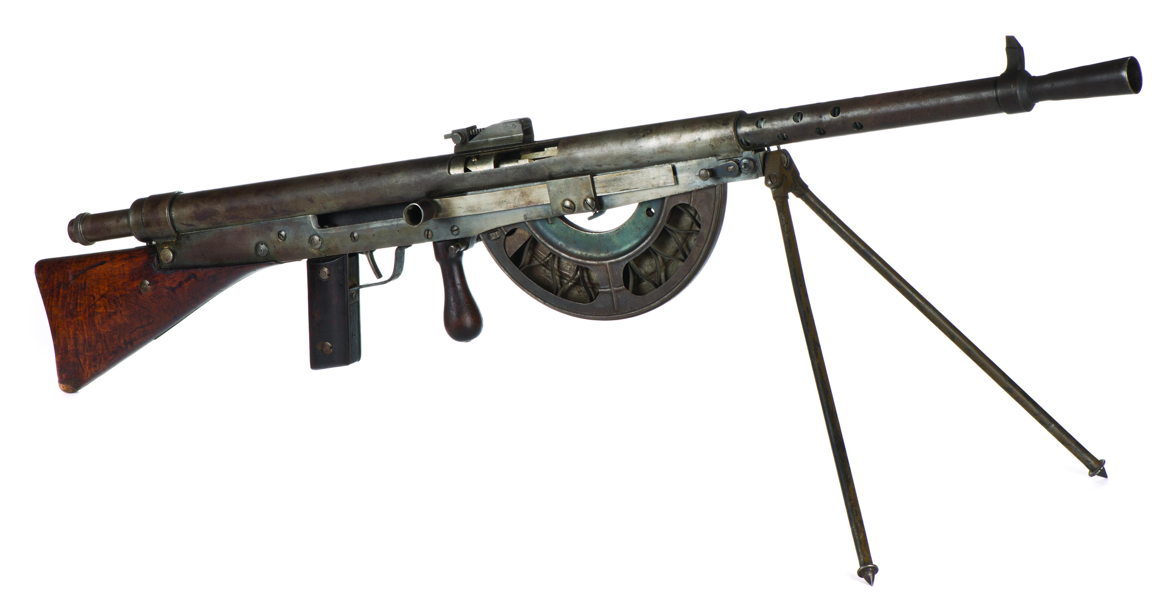 machine gun minnesota