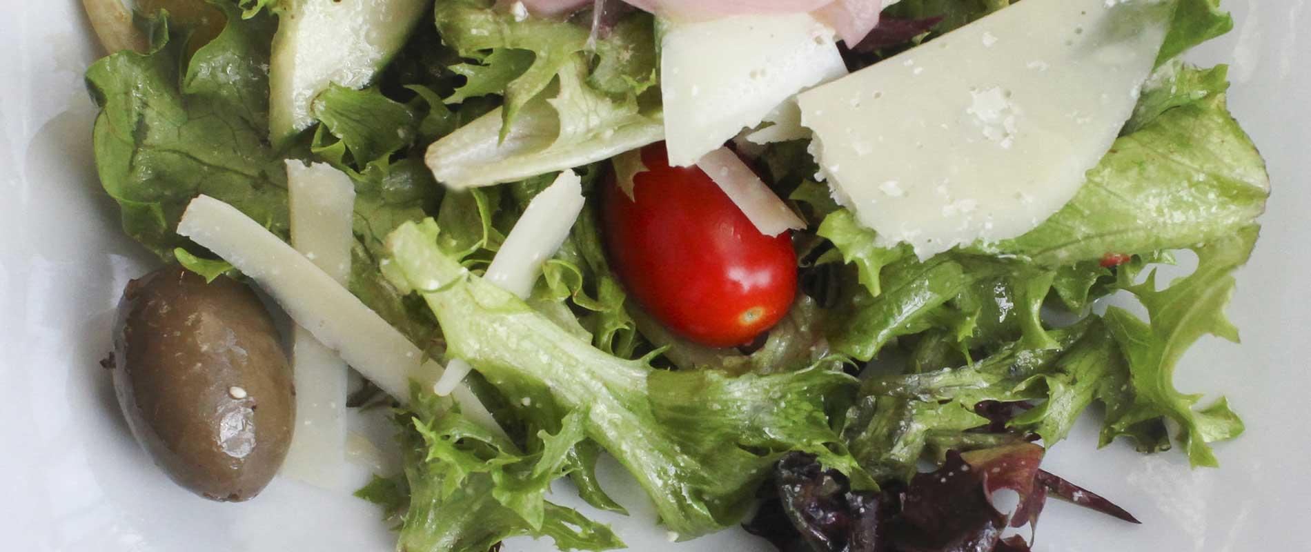 Salad at Market House Cafe