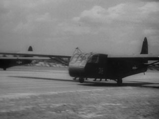 Film: Airborne Forces Play Big Role In Battle of Europe (1944).