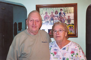 Andrew J. and Stella Cardinal, 2003.