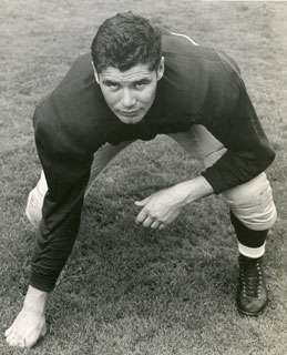 Charles M. Pearson, Dartmouth College football hero.