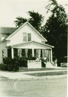 The Dean Residence at 3701 24th Ave S, Minneapolis, 1932.