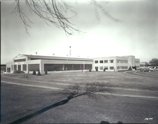 Photo: Foley Manufacturing Company, 3300 Northeast Fifth Street, Minneapolis, 1950.
