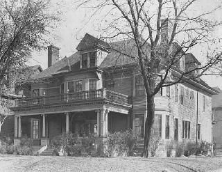 Photo: William Hamm Senior Residence on Cable Street, St. Paul,