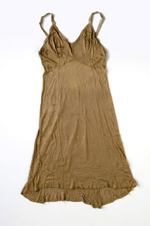 Object: Women's Army Auxiliary Corps slip.