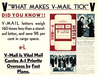 """What Makes V-Mail Tick."""