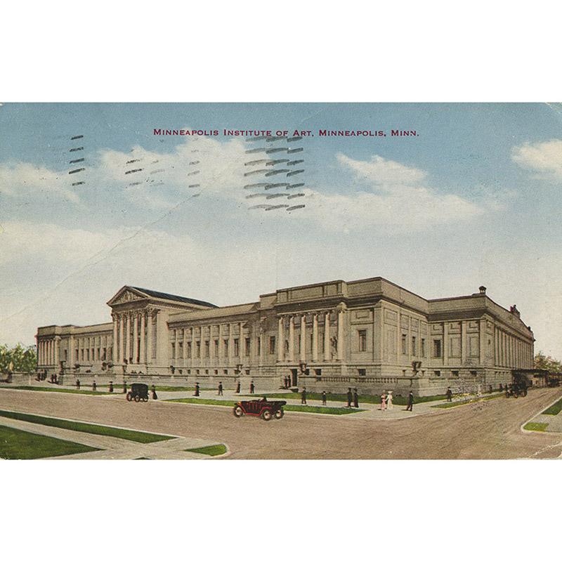 Postcard, 1915.