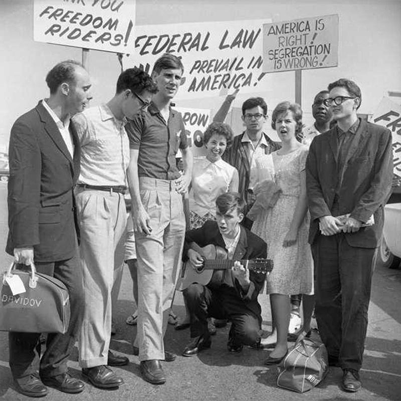 Minnesota Freedom Riders, 1961.