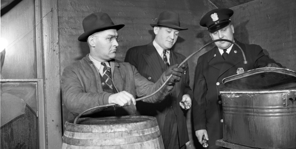 Bars, Bootleggers and Booze Bus Tour @ History Center