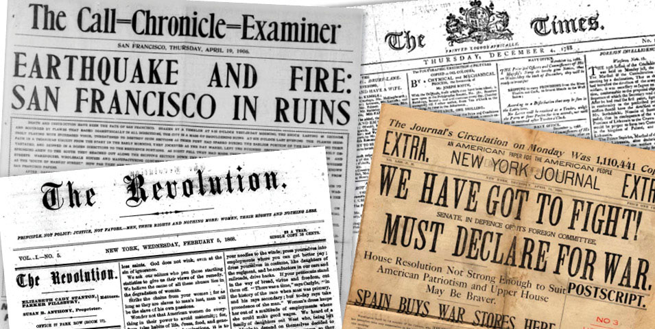 The History of Fake News in the US | Minnesota Historical