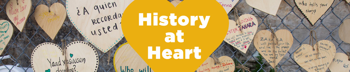 History at Heart.