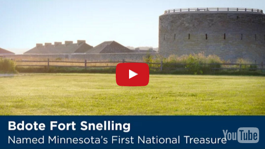 Video for Bdote Fort Snelling