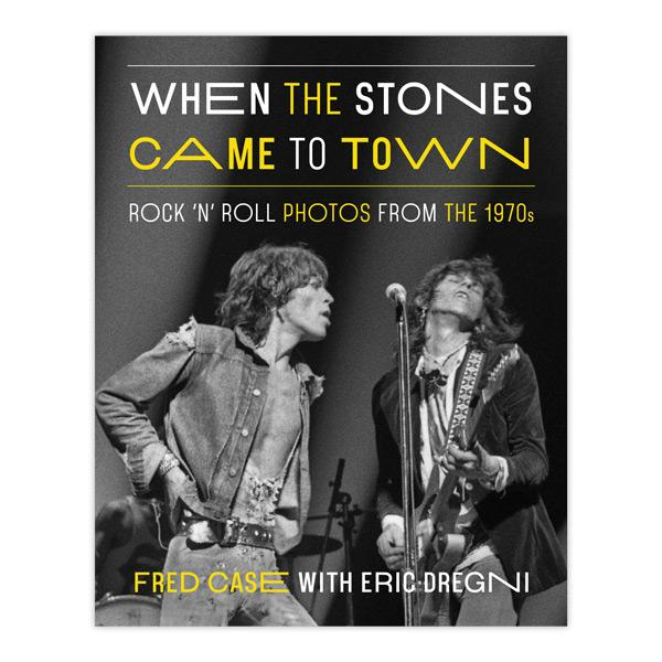 When the Stones came to town.