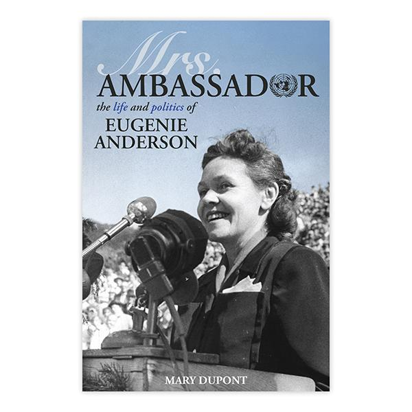 Mrs. Ambassador book.