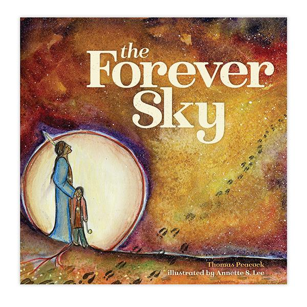 The Forever Sky book cover.