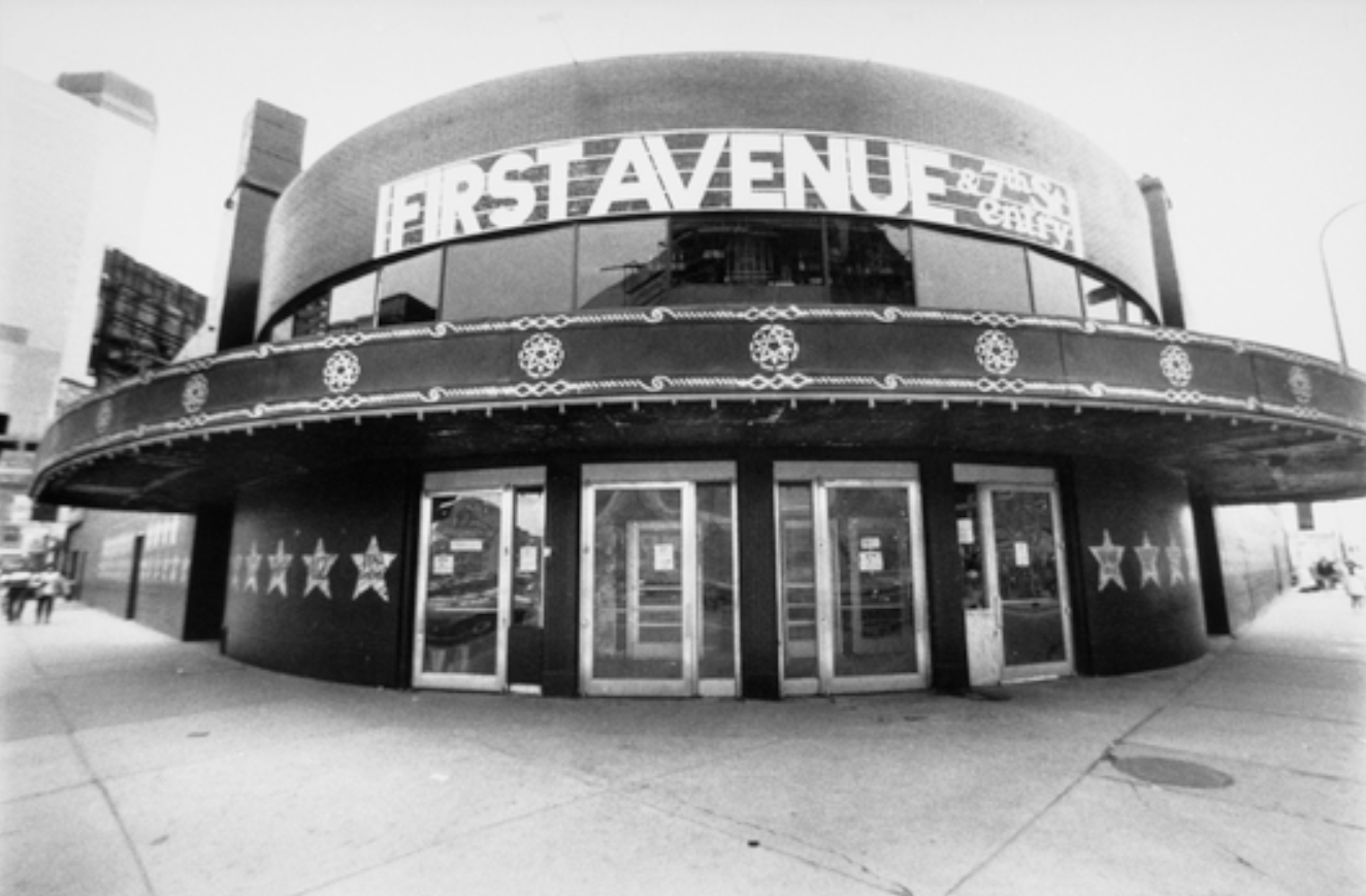 First Avenue music venue.