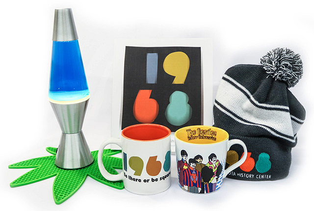 lava lamp, print, mugs, winter hat