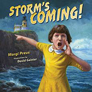 Book cover for Storm's Coming!