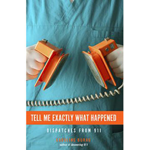 Tell Me Exactly What Happened book cover