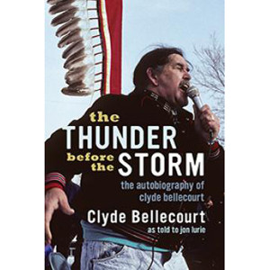Book cover for The Thunder Before the Storm