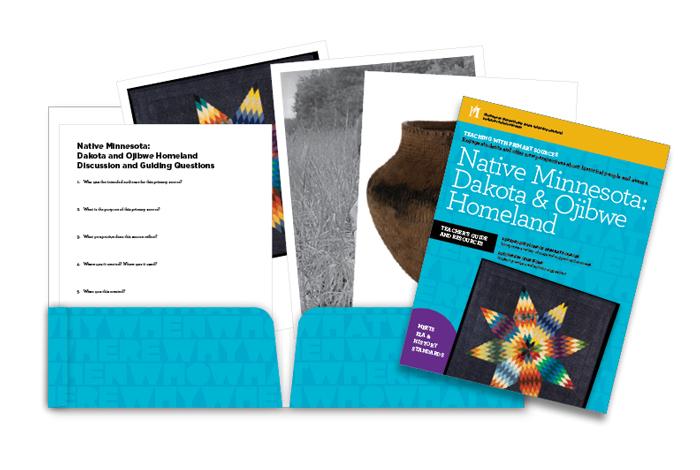 Primary Source Packet: Native Minnesota: Dakota & Ojibwe Homeland.