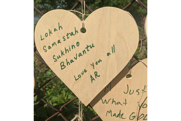 Lokah Smastah Sukhino Bhavantu Love you all.