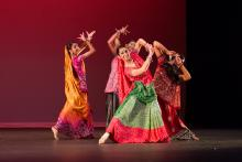 Bollywood Dancers from Arpana Dance Company