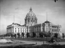 Minnesota State Capitol, 1913