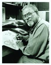 Chuck Jones portrait