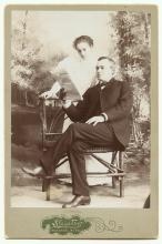 Mary and Thomas J. Meighan, 1897