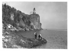 Split Rock Lighthouse, 1925