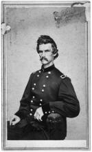 Brigadier General Judson Bishop, Second Minnesota Infantry