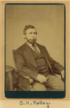 Oliver Kelley historic photo