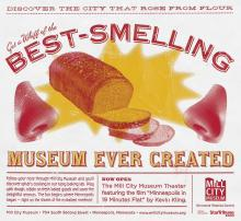 Mill City Museum Poster Ad
