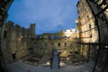 Mill City Museum Courtyard