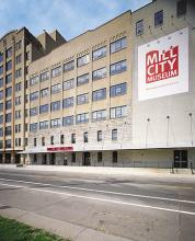 Mill City Museum Front