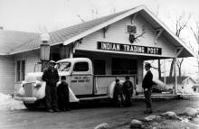 Mille Lacs Trading Post, 1950