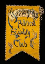 Banner of Mpls Political Equality Club
