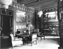 Governor's reception room, 1907