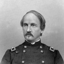 Brig. Gen. Henry Sibley engraving by J. C. Buttre, 1862