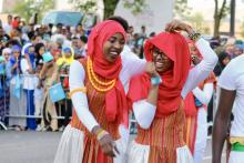 Somali Museum Dance Troupe at Lake Street Festival 2017