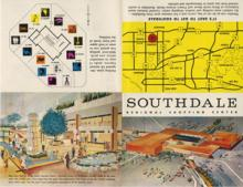 Southdale Shopping Center, brochure 1956