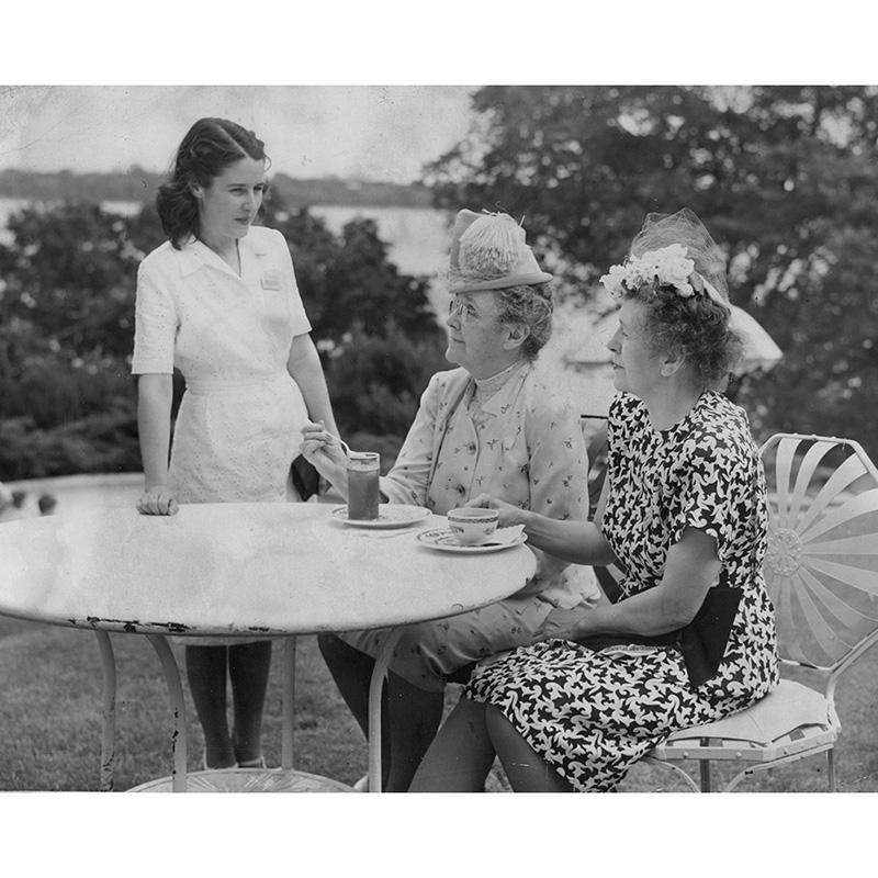 Women Lawyers Tea, Minikahda Club, 1947.