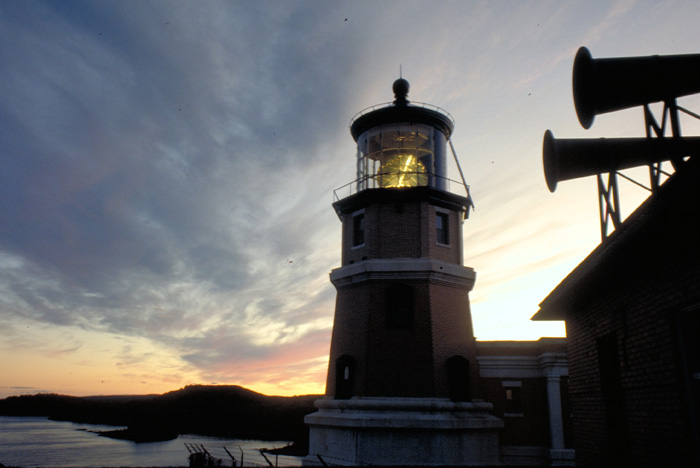the fog signal building and lighthouse will be open with costumed guides greeting visitors and providing lighthouse and shipwreck history. A 30-minute film ... & Edmund Fitzgerald Commemorated by Split Rock Lighthouse Beacon ...