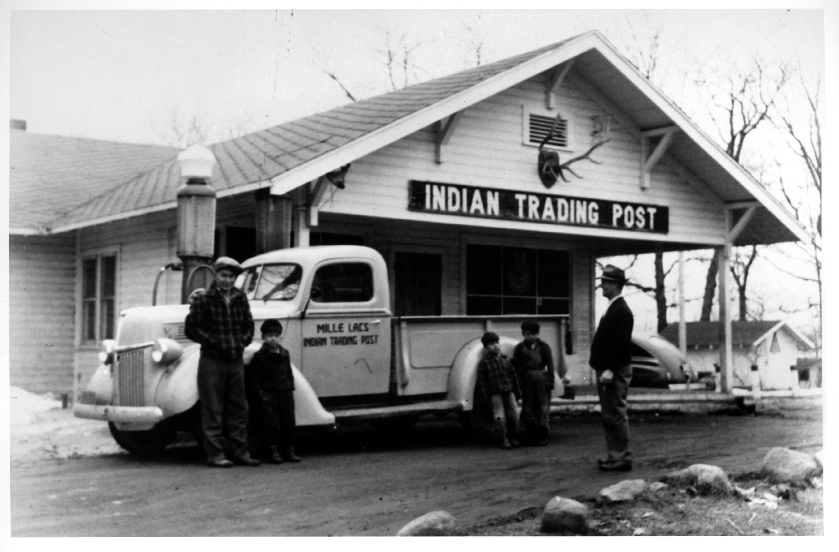 MIlle Lacs Trading Post1935