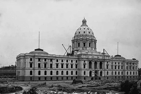 state capitol construction